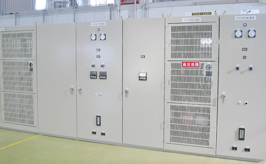高圧受変電設備盤