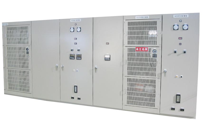 高圧変電設備盤